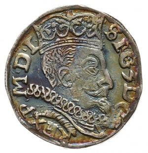 trojak 1597, Lublin, Iger L.97.25.c (R1)