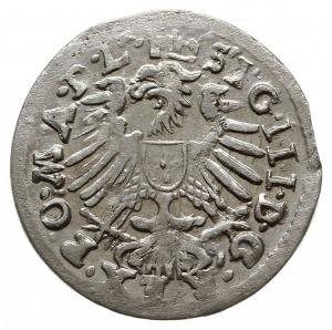 grosz 1609, Wilno, odmiana z końcówką na awersie PO MA ...