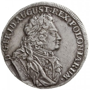 2/3 talara (coselgulden) 1707/I.L/H., Kahnt 123, Dav. 8...