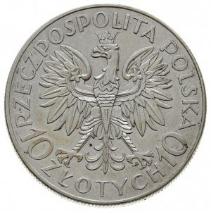 10 złotych 1933, Warszawa, Jan III Sobieski - 250. rocz...
