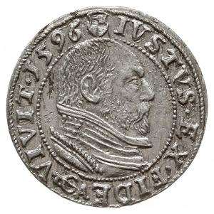 grosz 1596, Królewiec, Neumann 58, Henckel 3175, Slg. M...