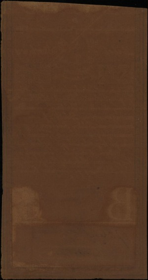 50 złotych 8.06.1794, seria D, numeracja 29702, Lucow 3...