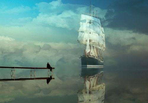 Cezary Dubiel, Marząc o dalekich podróżach, 2014