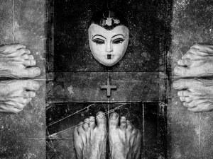 Piotr Sygnarowicz, the mask, 2016