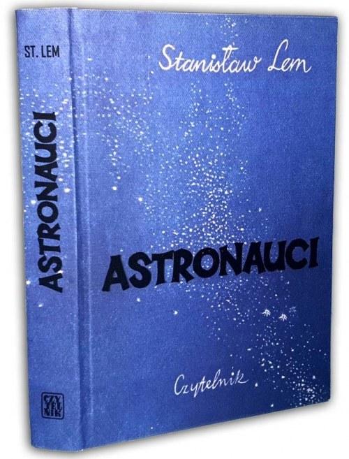 LEM- ASTRONAUCI wyd. 1 Debiut