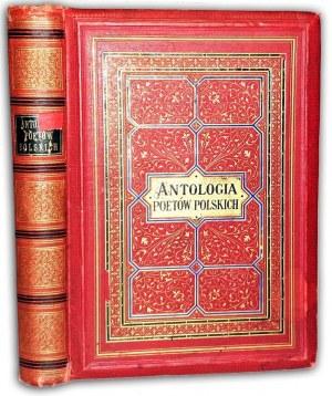 BEŁZA - ANTOLOGIA POLSKA wyd. 1880 Andriolli Gerson