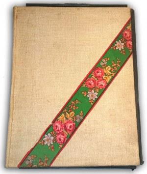 ZUBRZYCKI - SKARB ARCHITEKTURY W POLSCE T.2  Kraków 1909-1910 100 tablic