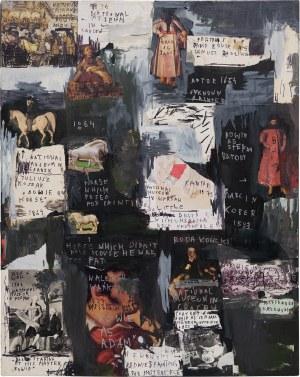 Tomasz Partyka (1978), PORTRET DAVIDA BOWIE, Z CYKLU: WYBACZ MI OJCZYZNO, 2013 r.
