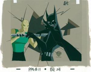 Batman Beyond, BG25-A5