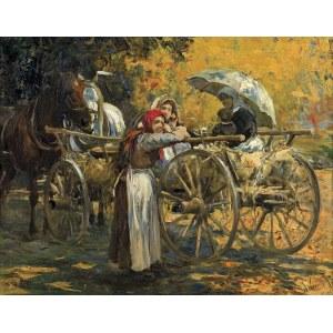 Wierusz-Kowalski Alfred, JESIENIĄ, PO 1900