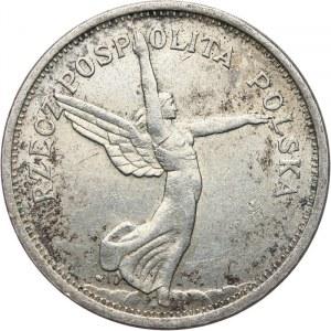 Polska, II Rzeczpospolita 1918-1939, 5 złotych 1928 zn.m. NIKE