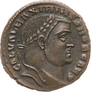 Cesarstwo Rzymskie, Maksymin II Daja 305-313 jako cezar 305-310, follis 308-310, Aleksandria