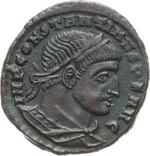 Cesarstwo Rzymskie, Konstantyn I Wielki 307-337, follis 312-313, Rzym