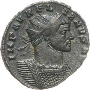 Cesarstwo Rzymskie, Aurelian 270-275, antoninian, Mediolan