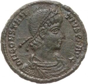 Cesarstwo Rzymskie, Konstancjusz II 324-361 jako cezar 316-337, duży brąz 348-350, Akwileja