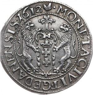 Polska, Zygmunt III Waza 1587-1632, ort 1612, Gdańsk.