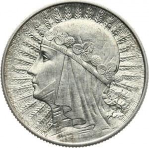 Polska, II Rzeczpospolita 1918-1939, 5 złotych 1933, Warszawa.