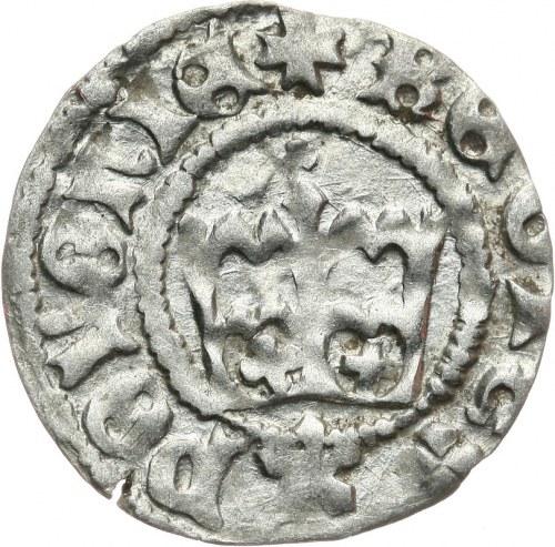 Polska, Jan Olbracht 1492-1501, półgrosz koronny, Kraków.