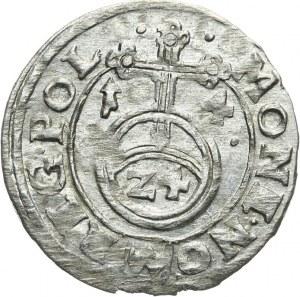 Polska, Zygmunt III Waza 1587-1632, półtorak koronny 1614, Bydgoszcz