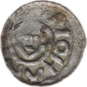 Polska, Bolesław III Krzywousty 1102-1107-1138 - jako książę śląski 1097-1107, denar, Wrocław R8