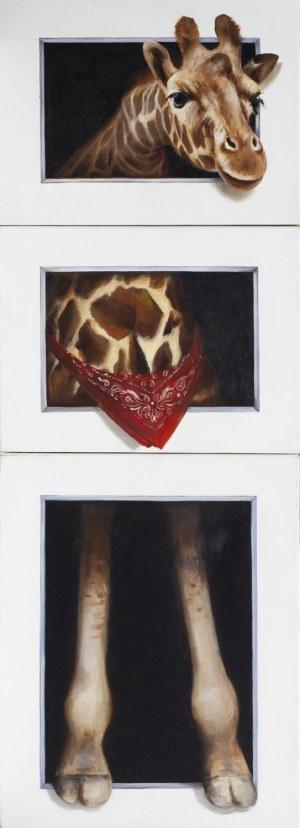 Patrycja Kruszyńska-Mikulska, Zagubiona żyrafa, 2018