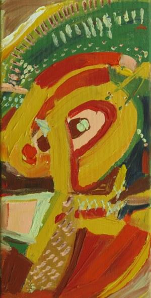 Katarzyna Kobylarz, Abstrakcja żółta