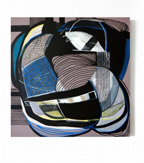 Iwona Lenik, Abstract body detail 3