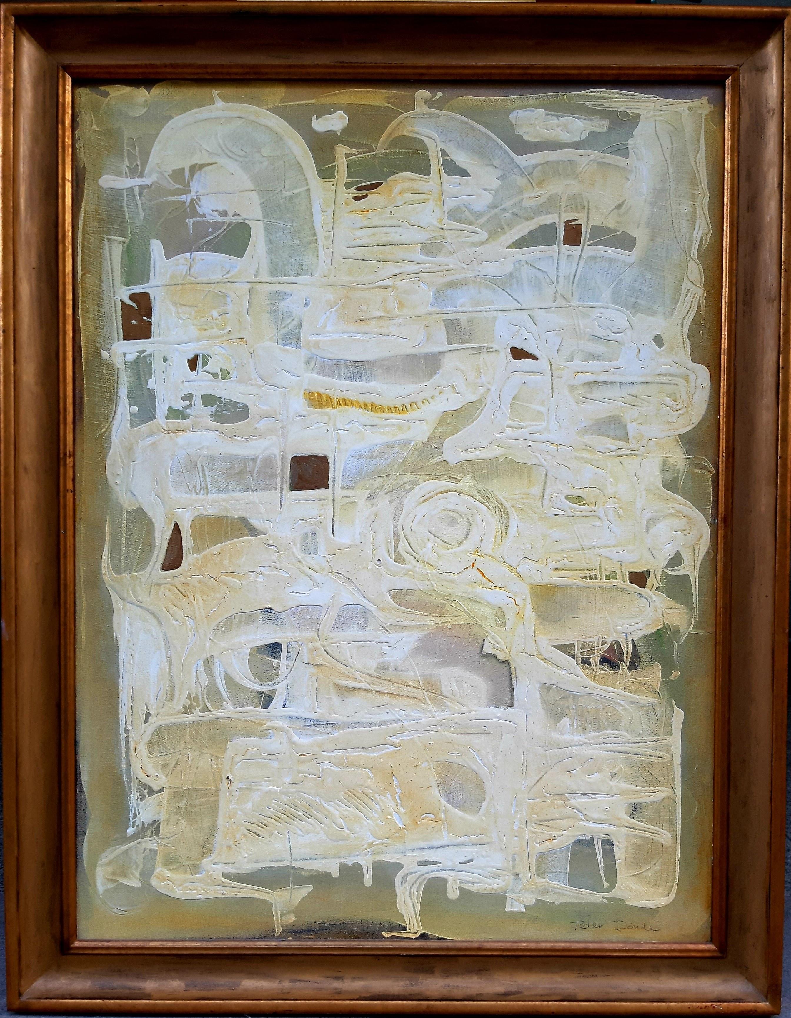 Piotr Dondé Abstract I