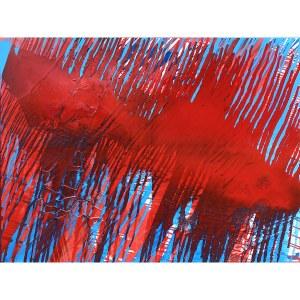 Robert Jaworski, Red-blue, 2019