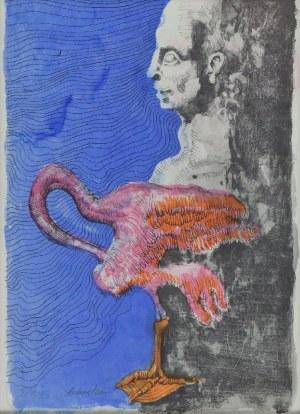 Jan LEBENSTEIN (1930-1999), Człowiek - ptak