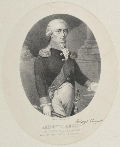 H. ASCHENBRENNER, Fryderyk August Król Saski