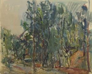 Henryk EPSTEIN (1892-1944), Pejzaż