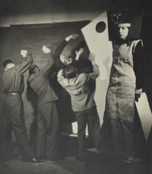Fotografia: Teatr Niezależny Tadeusza Kantora-Uczta u  Balladyny