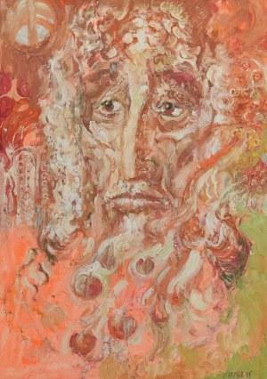 Zdzisław LACHUR (1920-2007), Mojżesz, 1991