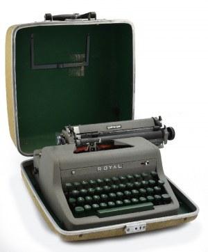 Firma ROYAL, Maszyna do pisania