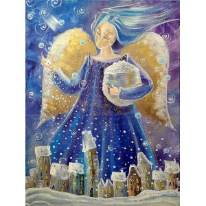 Marina Czajkowska, Śnieg nad miastem