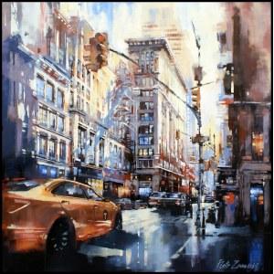 Piotr Zawadzki, Metropolis - NYC light