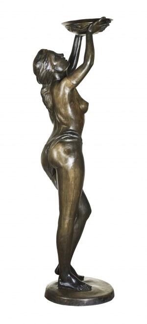 Władysław Dudek (1952), Diana w kąpieli, 1995