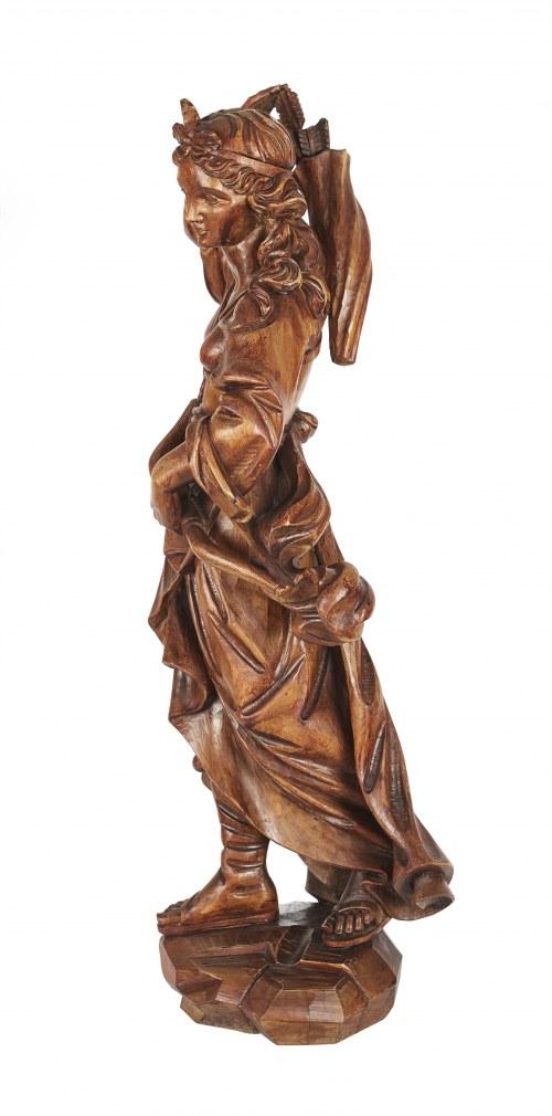 Autor Nieokreślony, Diana z łukiem i kołczanem, 1991