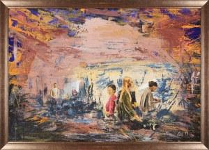 Łukasz Lelek (1985), Ruch miasta, 2019