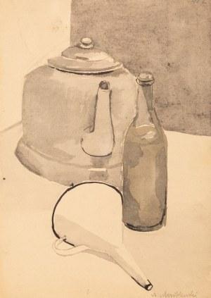 Andrzej WRÓBLEWSKI (1927 - 1957), [Martwa natura nr 407], niedatowany