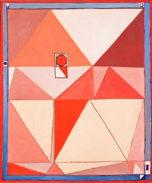 Jerzy NOWOSIELSKI (1923 - 2011), Abstrakcja, 1962