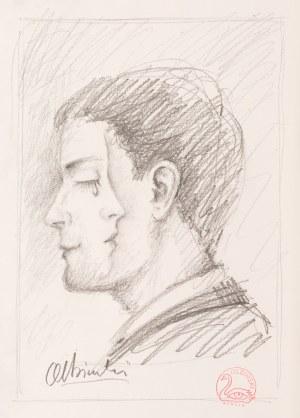 Rafał OLBIŃSKI ur. 1943, Śniadanie w Ogrodach Tuileries