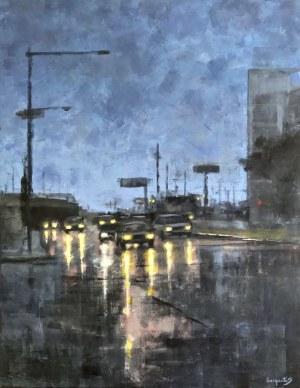 Sebastian GARYANTESIEWICZ, Light the Road, 2018 r.