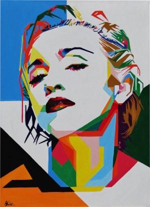 Sylwia Kicińska, Madonna, 2019