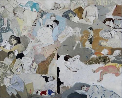 Teresa Legierska, Jeszcze chwileczkę, 2017