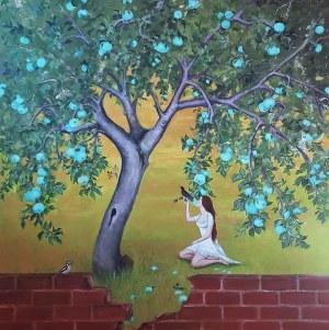 Patrycja Kruszyńska -Mikulska, Tree, 2019