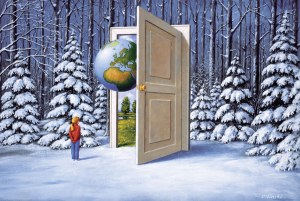 Rafał Olbiński (ur. 1943), Snow World