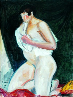 Aneri Irena Weissowa (1888-1981), Kąpiąca się