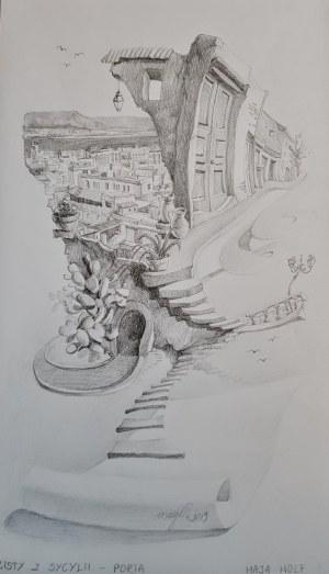 Wolf Maja, Listy z Sycylii - La PORTA